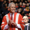 From October 14, 2015 to October 16, 2015 York University celebrated graduates at the Fall Convocation Ceremonies.