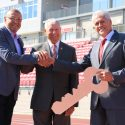 PanAm stadium handover at York University