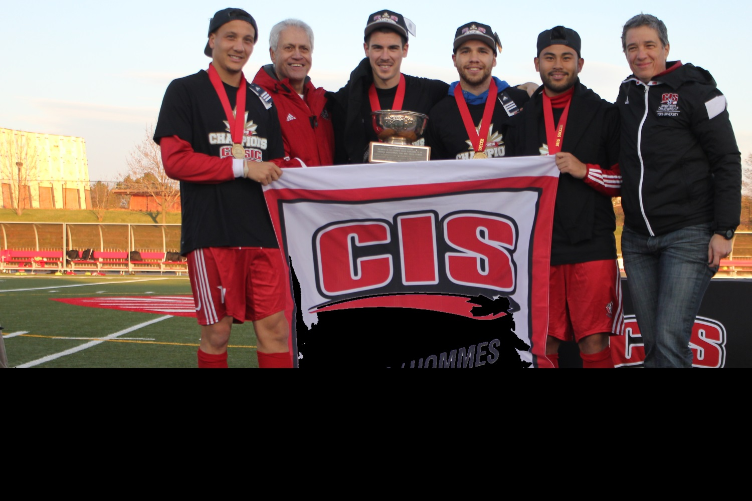 #LIONPRIDE: Congrats to York's Men's Soccer Team on 2nd Straight National Title