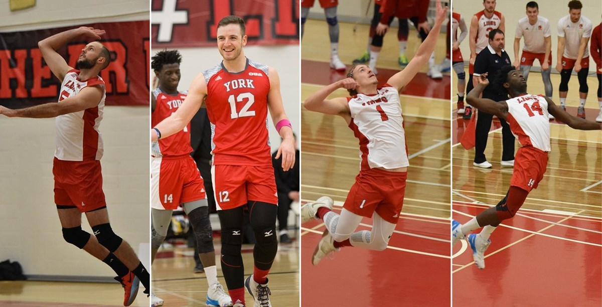 Ontario University Athletics (OUA) East Division awards