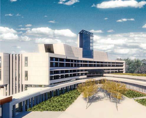 Schulich new building