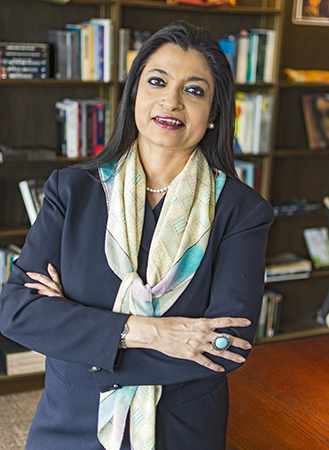 Ananya Mukherjee-Reed
