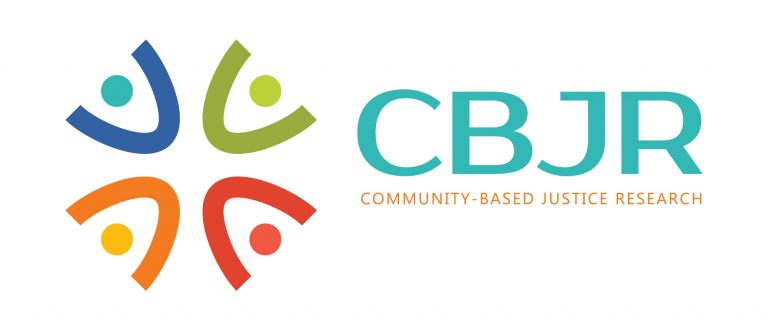 Community Based Justice Research logo