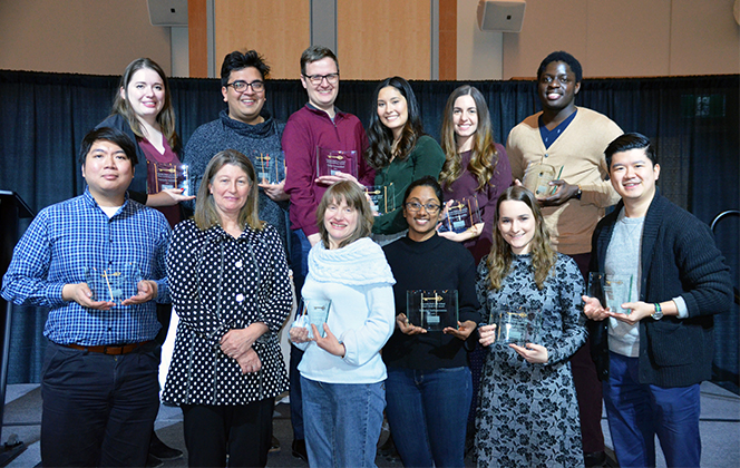 2019 Dean's Gold Key Awards