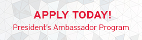 President's Ambassadors Application